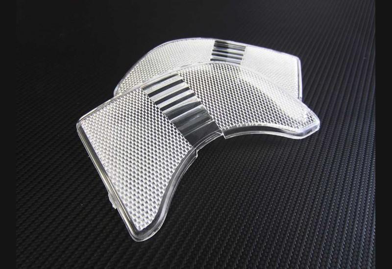 2002-2005 Ram Clear Headlight Markers