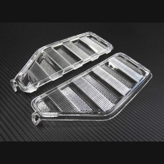 2017-19 Superduty Clear Headlight Markers (LED) B stock