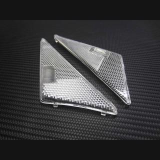 2014+ Q50 Clear Headlight Markers