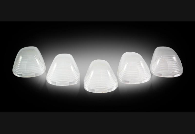 99-16 Superduty Clear Cab Lenses